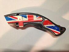 Hojas de cuchillo manejar no Mozart Allegro Martillado/Reino Unido, Delfín Stanley tipo