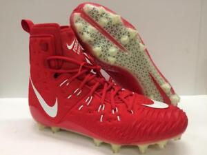 93c02d4d4f38 Nike 918345-615 Force Savage Elite TD Football Linseman Cleats Shoes ...