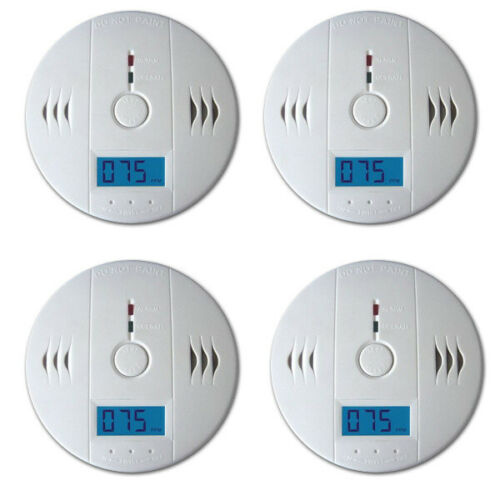 Feuermelder CO Melder Detektor Laden Schlafzimmer Kinderzimmer Brandmelder
