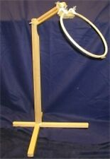 Elbesee Posilock Floor Stand Frame for Cross Stitch, Embroidery & Tapestr...