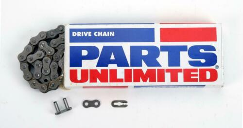 Parts Unlimited T428H-118 428H Heavy Duty Chain 118 Links Natural
