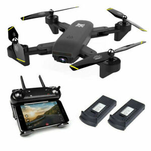 Cooligg-S169-Quadcopter-Drone-With-HD-Camera-Selfie-2MP-WiFi-FPV-Foldable-RC-Toy