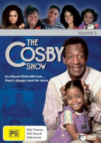 1 of 1 - The Cosby Show : Season 3 (DVD, 2007, 4-Disc Set)