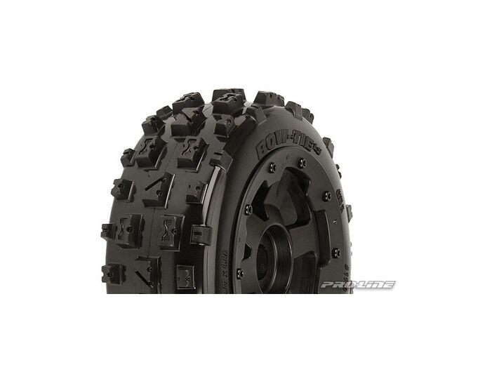 PROLINE 1154-13 roues avant BOW TIE pour pour pour BAJA 5T (x2) c4657d