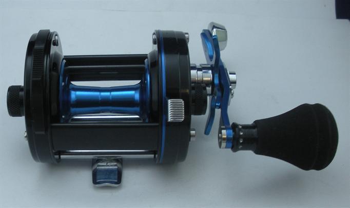 Abu Garcia 1324534 6500 blu Yonder Casting Reel 19503