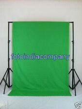 Photography Backdrop Stand Kit Background Support System COMBO Kit Portable Bag