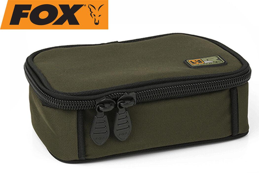 Fox Fox Fox R-series accessory Bag Medium 22x8x13cm-tackletasche para karpfenzubehör 622a5f