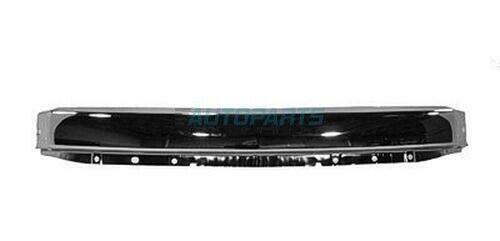 Front Bumper Face Bar Fits 2007-2008 Chevrolet Silverado 1500 GM1002830
