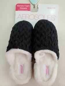 Aerosoles Memory Foam Slippers Women's