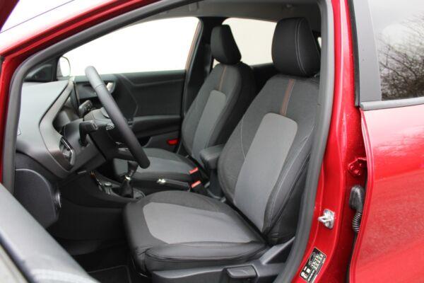 Ford Puma 1,0 EcoBoost mHEV Titanium X - billede 4