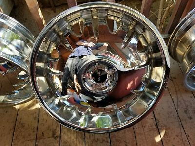 20 LUG NUTS 12 X 1 5 CRAGAR STAR WIRE WHEELS  95 CADILLAC FLEETWOOD FRONT DRIV