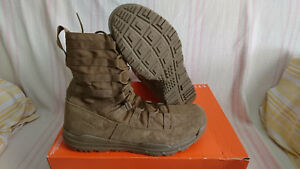 promo code f97b4 8fe8c Image is loading NIKE-SFB-Gen-2-8-034-Leather-Coyote-
