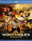 Workaholics Season 5 - Blu-ray Region 1