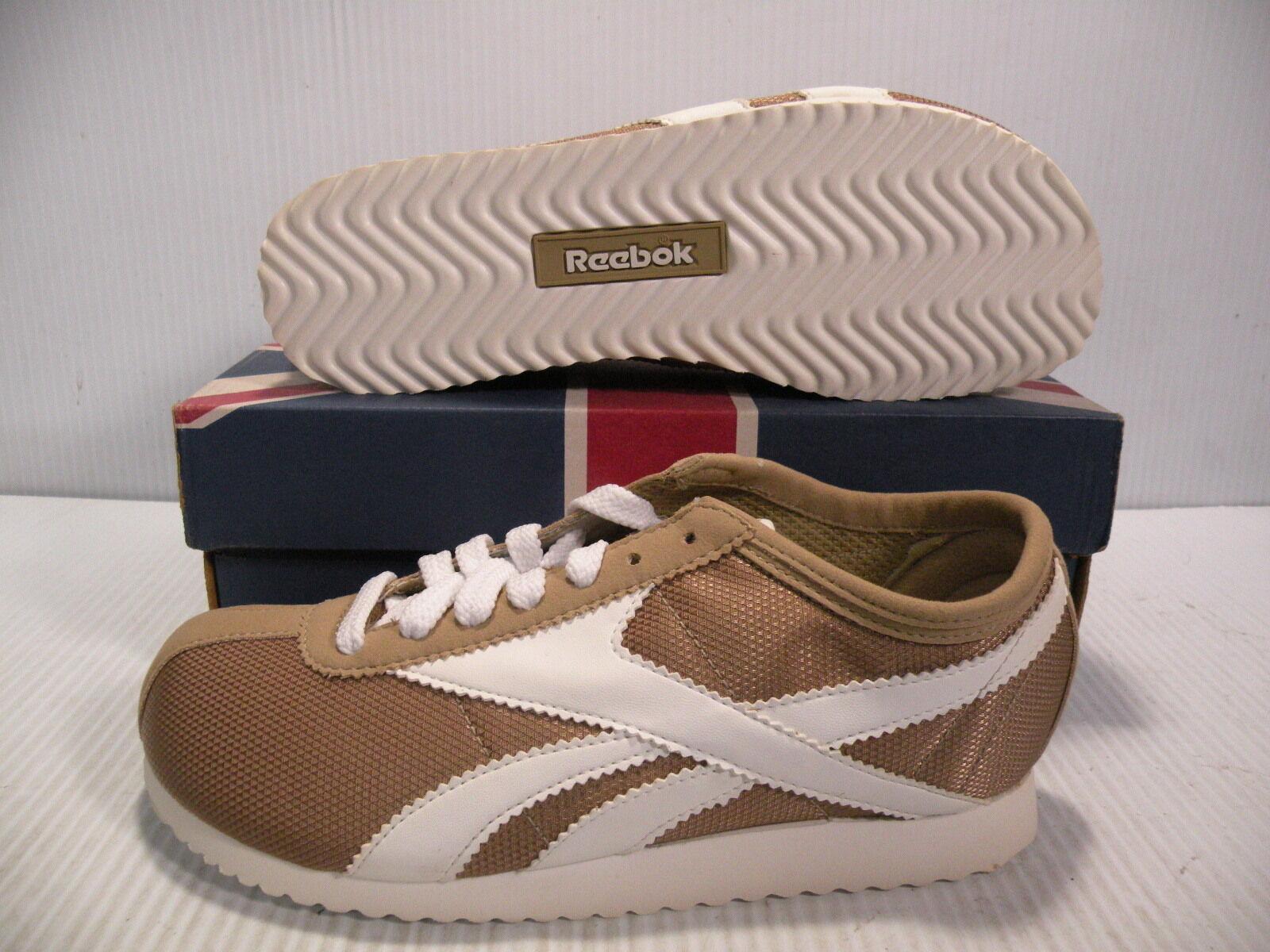 REEBOK CLASSIC MARATHON RACER NYLON LOW WOMEN Schuhe 1-59438 SIZE 8 NEW