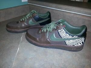 brand new 644aa 6c304 NIKE AIR FORCE 25 SUPREME BLACK BLACK CHROME 2006