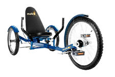 MOBO Triton Pro 3  Wheeled Trike Bike Recumbent  Adult Cruiser Kids The Ultimate