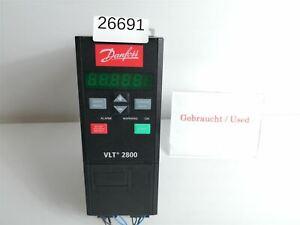 Danfoss-VLT2805PS2B20STR1DBF00A00C0-Frequence-1-3-Kva