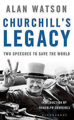 1 of 1 - Watson Alan-Churchill`S Legacy  BOOKH NEW