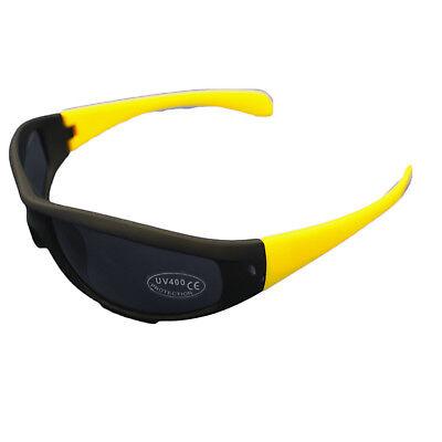 Mens Womens Travel Sunglasses Uv400 Wrap Around Sport Skiing Biker Modern