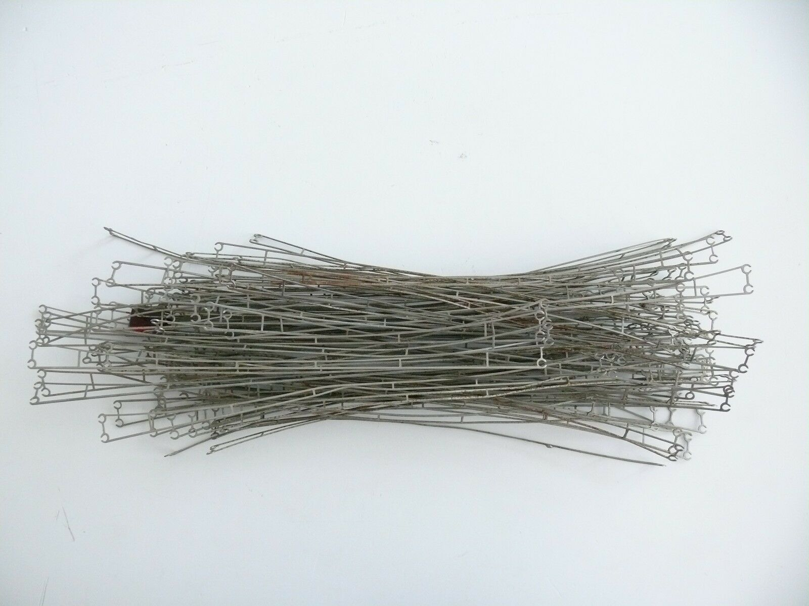 Märklin H0 bundle approx 130 Assorted Wire pieces, used for hobbyists (202)