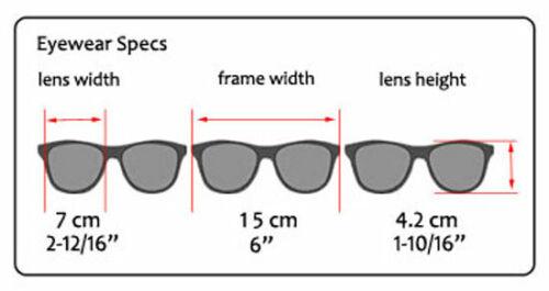 LC55 Skull Locs Mens Cholo Biker Sunglasses Black