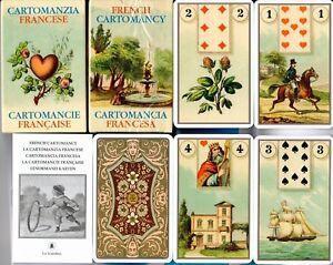 Lenormand-Wahrsagekarten-Lenormandkarten-Wahrsagen-French-Cartomancy-Orakel