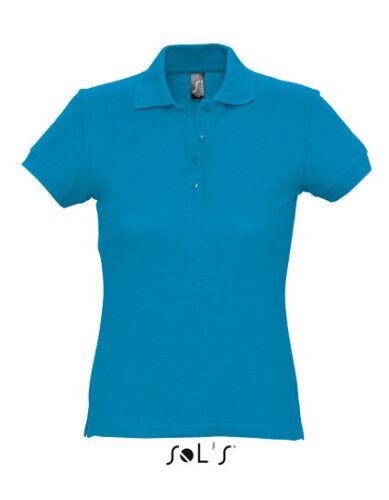 Sol/'s Damen Poloshirt Polohemd WOMEN`S POLO PASSION S M L XL XXL Neu L513