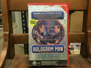 Hologram-Man-Rare-Cult-Classic-VHS-Video