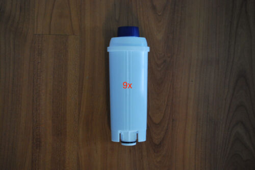 9 Pack: Delonghi Filter Cartridge Water Filter Filter