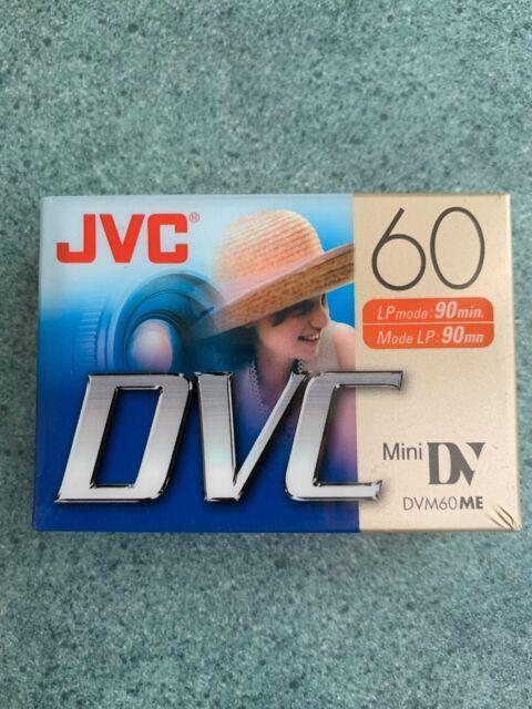 JVC DVC 60 Mini DV DVM60ME
