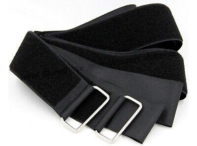 20 Velcro Fascette per cavi 20x400 mm Fascetta nastro di velcro fascette per cavi con gancio di metallo