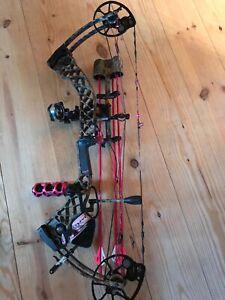 Archery Bowfishing Reel Big Game Retriever for Compound Recurve Bow Random