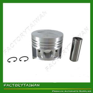 Rings Set Kit Oversize 78mm Pistons for Kubota V1505 x 4 PCS +0.50mm