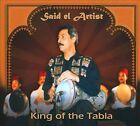 King of the Tabla [Digipak] * by Said El Artist (CD, Jun-2010, Hollywood)