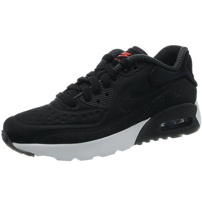 """α παπούτσια παπουΟ""""ΟƒΞΉΟŽΞ½ Nike Air Max 90 Ultra Premium Ξ³ΞΉΞ± παιδιά παπούτσια μαύρα πΡριστασιακά ΡκπαιδΡυτές NEW"""