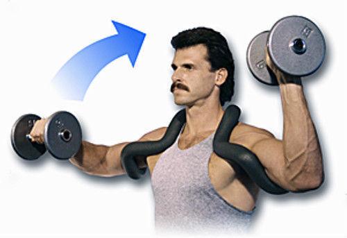 STI SHOULDER HORN Rotator Cuff Training /& Rehab Device Medium//Large Size 2