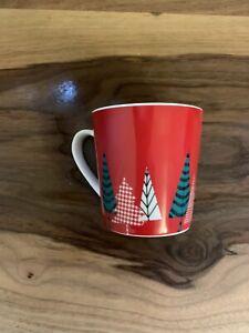 Rare-Starbucks-18-fl-oz-Grande-Coffee-Mug-Cup-2017-Christmas-Tree-Holiday-Red