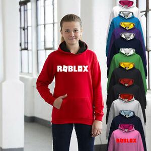 Roblox Childrens Hoodie Boys or Girls Premium Quality New Logo