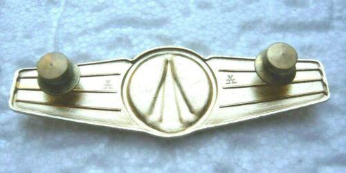 Bundeswehr Tätigkeitsabzeichen Raketen und Flugkörperpersonal GOLD Uniform Jacke