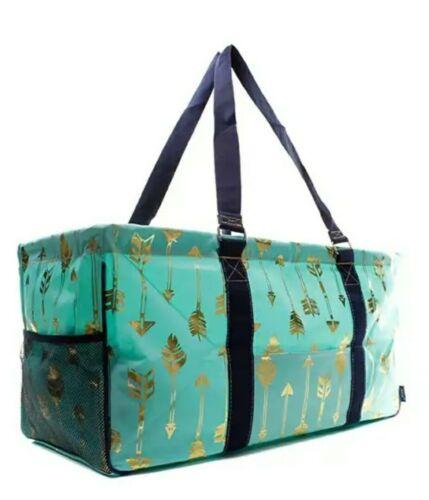 zoals 31gift gratis monogram Teacher Camper Bag Grote tas Grocery utility Eqv7xEwBO