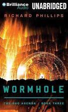The Rho Agenda: Wormhole 3 by Richard Phillips (2014, MP3 CD, Unabridged)