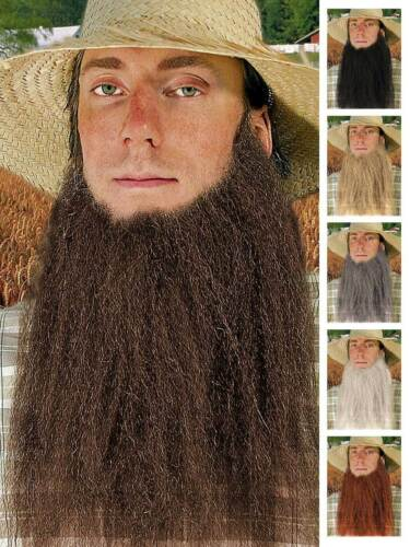 Farmerbart Carnaval Farmer barbe Bauer Barbe