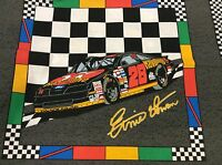Ernie Irvan Racing Pillow Panel
