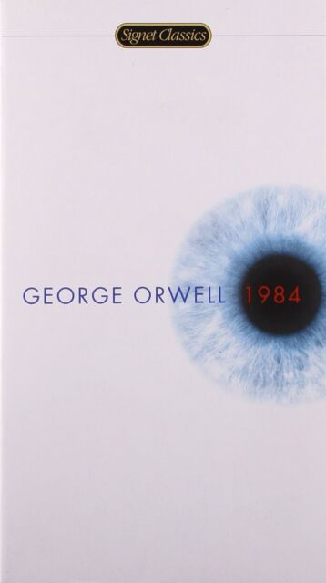 1984 by George Orwell, Paperback, New, Free Shipping