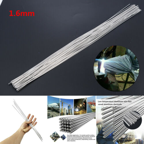 1//5//10PC Easy Melt Aluminum Welding Rods Low Temperature Wire Brazing Rods Tools