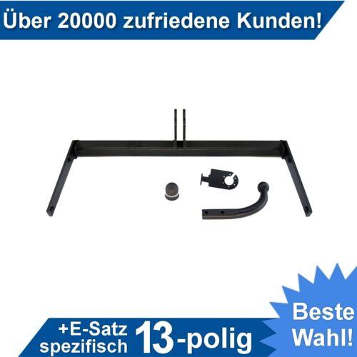 Für Volkswagen Passat Variant B7 3C 10-14 Anhängerkupplung starr+ES 13p spez AHK