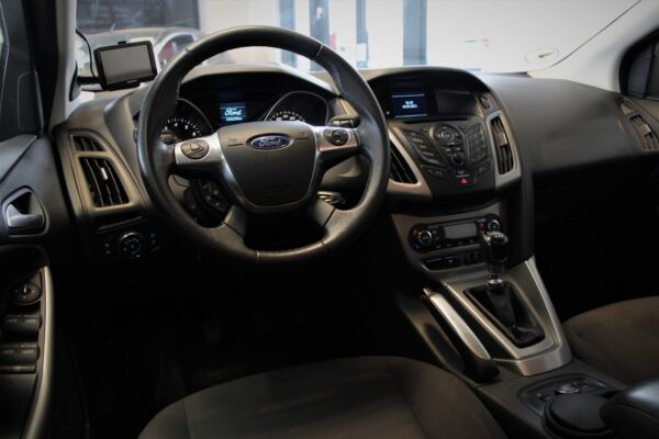 Ford Focus 1,0 SCTi 125 Edition stc. ECO billede 5