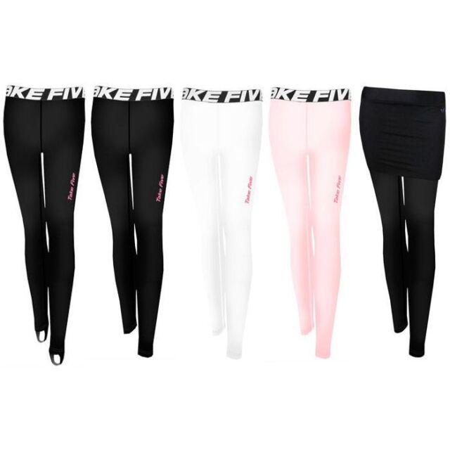 Takefive_Women's Skin tights Pants Capri Sportswear Warm underwear Made in KOREA