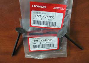 EX Valve KR VENTIL AUSLASS Auslassventil HONDA CRF450 R 07-08/'..