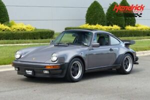 1986 Porsche 930 Meticulously Maintained 930 Turbo! Only 25K Miles!